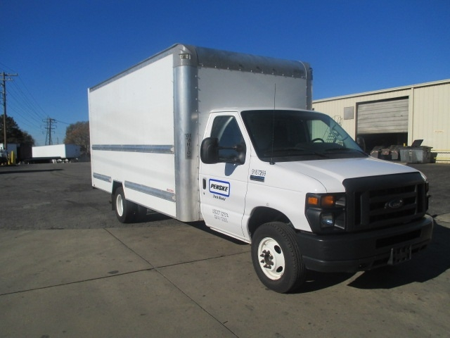 Light Duty Box Truck-Light and Medium Duty Trucks-Ford-2014-E350-ANDERSON-SC-97,517 miles-$22,250