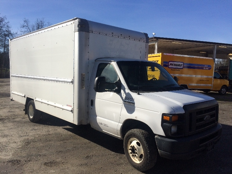 Light Duty Box Truck-Light and Medium Duty Trucks-Ford-2014-E350-SPRINGFIELD-OR-109,808 miles-$15,750