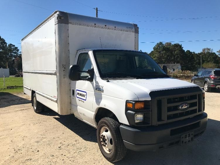 Light Duty Box Truck-Light and Medium Duty Trucks-Ford-2014-E350-MEBANE-NC-111,782 miles-$20,500