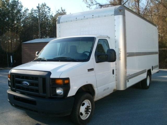 Light Duty Box Truck-Light and Medium Duty Trucks-Ford-2014-E350-GADSDEN-AL-89,816 miles-$18,000