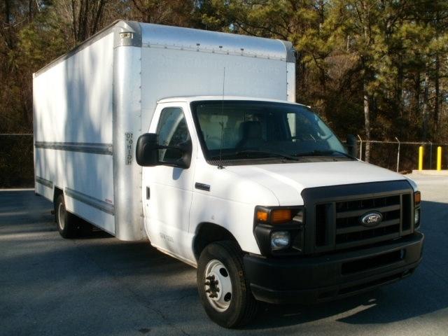 Light Duty Box Truck-Light and Medium Duty Trucks-Ford-2014-E350-GADSDEN-AL-94,680 miles-$17,500