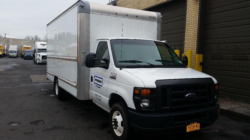 Light Duty Box Truck-Light and Medium Duty Trucks-Ford-2014-E350-WEST BABYLON-NY-87,044 miles-$21,500