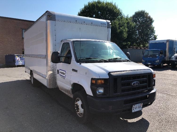 Light Duty Box Truck-Light and Medium Duty Trucks-Ford-2014-E350-CAPITOL HEIGHTS-MD-126,332 miles-$16,500
