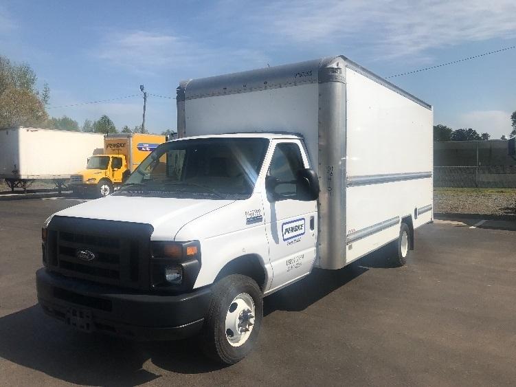 Light Duty Box Truck-Light and Medium Duty Trucks-Ford-2014-E350-MEBANE-NC-106,326 miles-$17,250