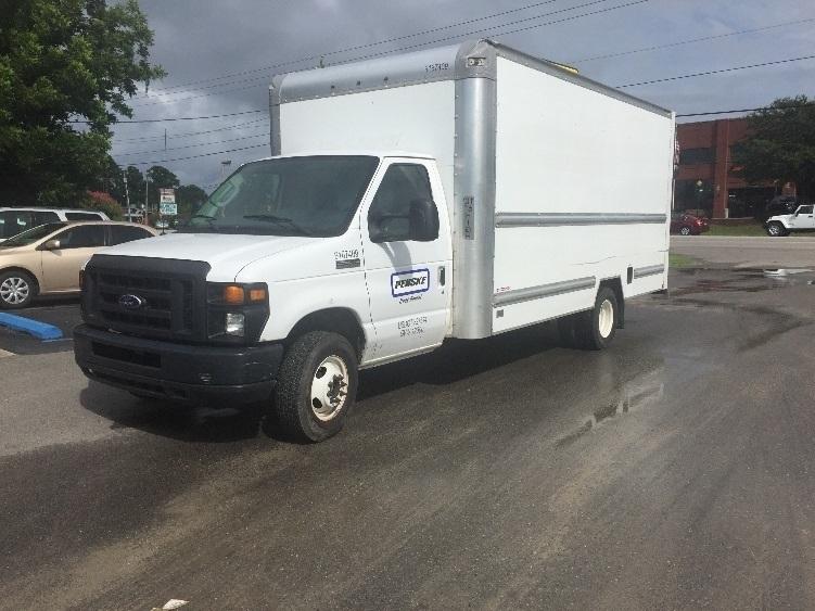 Light Duty Box Truck-Light and Medium Duty Trucks-Ford-2014-E350-MEBANE-NC-77,445 miles-$23,750