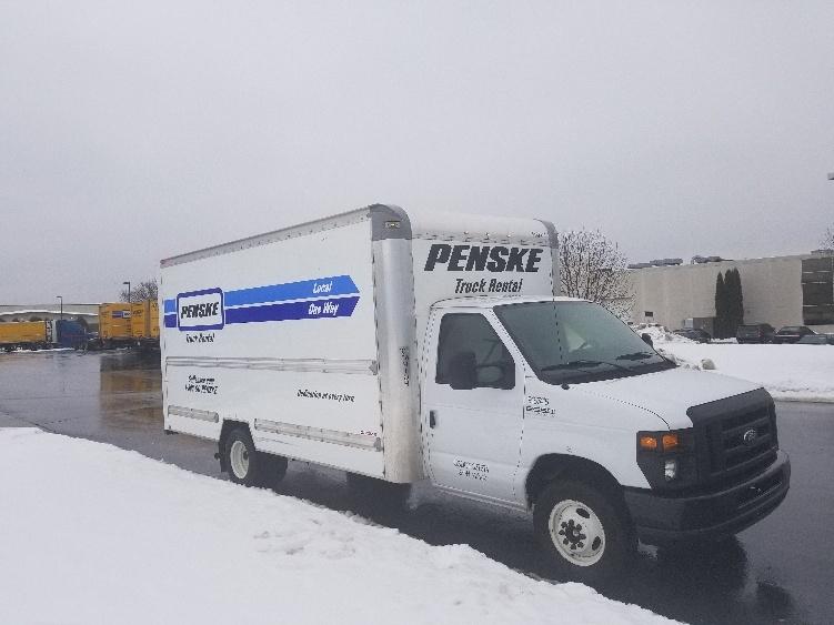 Light Duty Box Truck-Light and Medium Duty Trucks-Ford-2014-E350-DE PERE-WI-96,727 miles-$22,000