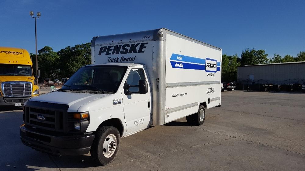 Light Duty Box Truck-Light and Medium Duty Trucks-Ford-2014-E350-HAMMOND-LA-65,037 miles-$25,250