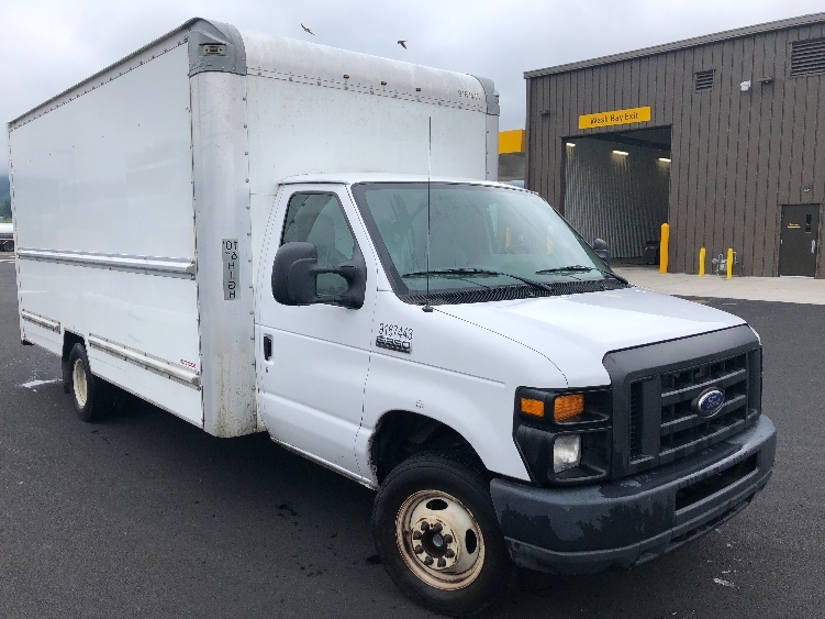 Light Duty Box Truck-Light and Medium Duty Trucks-Ford-2014-E350-COBURG-OR-99,613 miles-$16,500