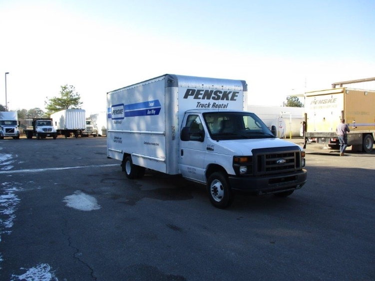 Light Duty Box Truck-Light and Medium Duty Trucks-Ford-2014-E350-HOMEWOOD-AL-94,730 miles-$18,750