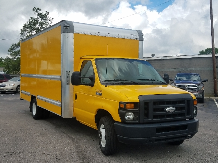 Light Duty Box Truck-Light and Medium Duty Trucks-Ford-2014-E350-HOMEWOOD-AL-104,257 miles-$14,250