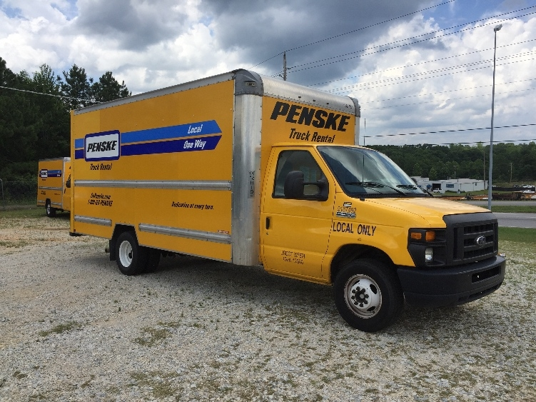 Light Duty Box Truck-Light and Medium Duty Trucks-Ford-2014-E350-MOBILE-AL-96,300 miles-$19,750