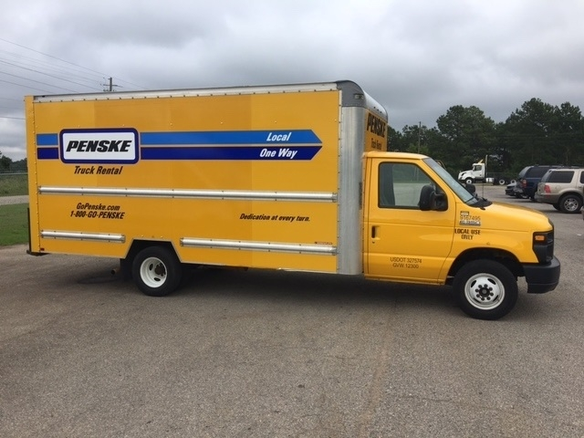 Light Duty Box Truck-Light and Medium Duty Trucks-Ford-2014-E350-HOMEWOOD-AL-78,820 miles-$21,250