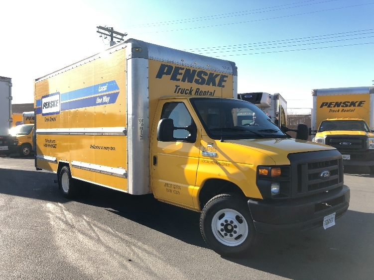 Light Duty Box Truck-Light and Medium Duty Trucks-Ford-2014-E350-TORRANCE-CA-73,439 miles-$19,500