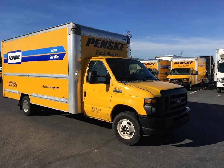 Light Duty Box Truck-Light and Medium Duty Trucks-Ford-2014-E350-NASHVILLE-TN-126,534 miles-$15,000