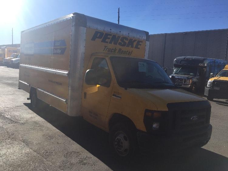 Light Duty Box Truck-Light and Medium Duty Trucks-Ford-2014-E350-DENVER-CO-139,064 miles-$14,000