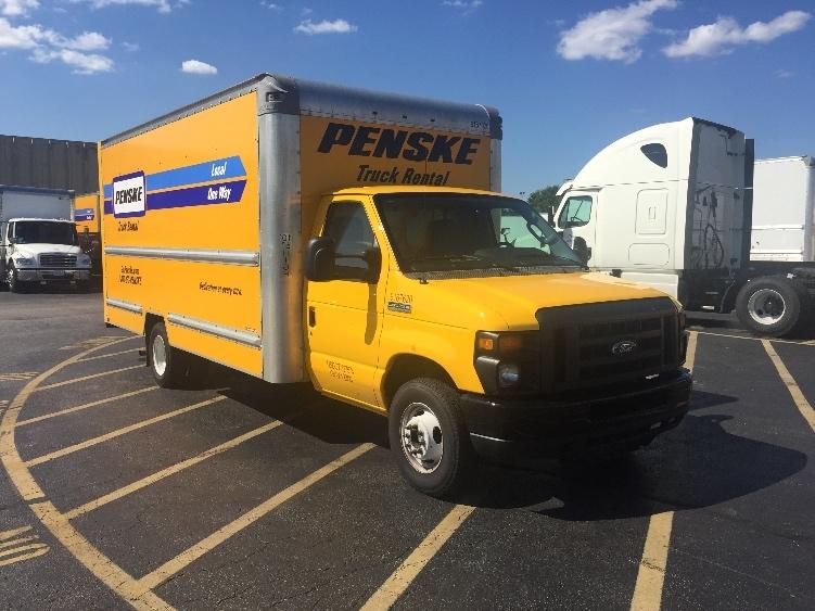Light Duty Box Truck-Light and Medium Duty Trucks-Ford-2014-E350-POPLAR BLUFF-MO-114,043 miles-$17,000