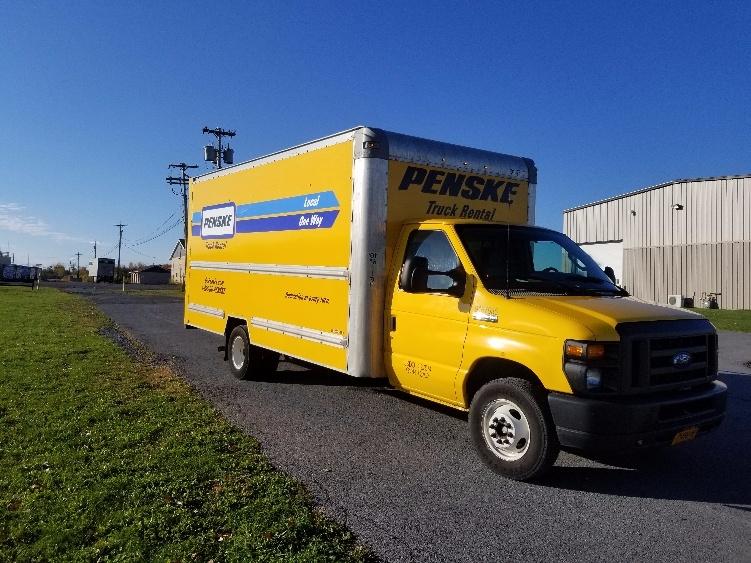 Light Duty Box Truck-Light and Medium Duty Trucks-Ford-2014-E350-JESSUP-PA-79,781 miles-$20,500