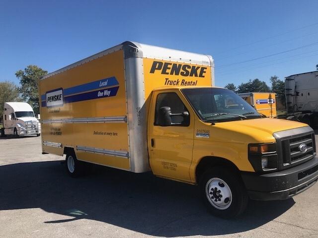 Light Duty Box Truck-Light and Medium Duty Trucks-Ford-2014-E350-CLEVELAND-TN-125,345 miles-$16,000