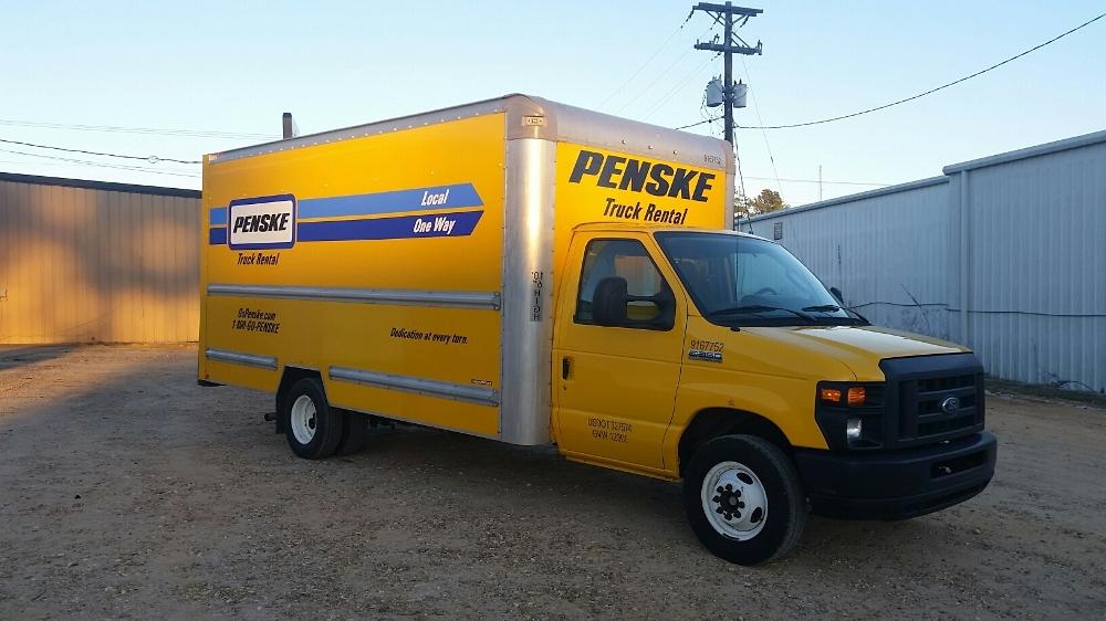 Light Duty Box Truck-Light and Medium Duty Trucks-Ford-2014-E350-WEST COLUMBIA-SC-114,795 miles-$17,000