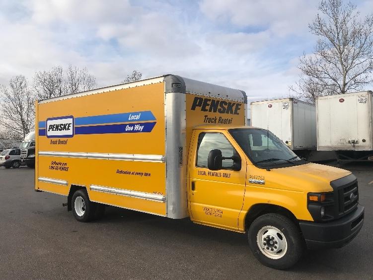 Light Duty Box Truck-Light and Medium Duty Trucks-Ford-2014-E350-LOUISVILLE-KY-83,808 miles-$20,250