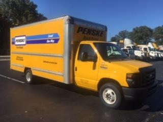 Light Duty Box Truck-Light and Medium Duty Trucks-Ford-2014-E350-PENNSAUKEN-NJ-88,153 miles-$20,000