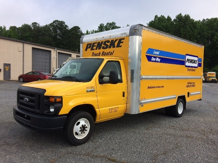 Light Duty Box Truck-Light and Medium Duty Trucks-Ford-2014-E350-GREENVILLE-SC-99,647 miles-$19,500