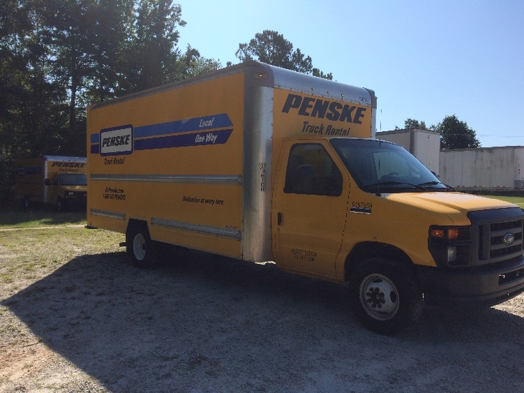 Light Duty Box Truck-Light and Medium Duty Trucks-Ford-2014-E350-ANDERSON-SC-113,588 miles-$16,750