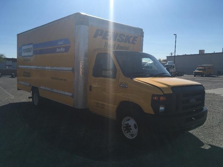 Light Duty Box Truck-Light and Medium Duty Trucks-Ford-2014-E350-TUCSON-AZ-112,096 miles-$17,250