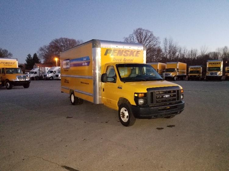 Light Duty Box Truck-Light and Medium Duty Trucks-Ford-2014-E350-KNOXVILLE-TN-126,154 miles-$16,000