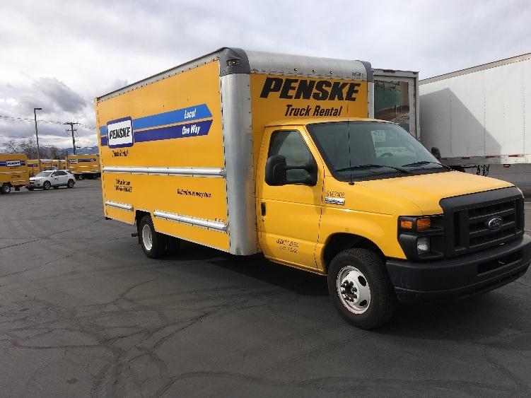 Light Duty Box Truck-Light and Medium Duty Trucks-Ford-2014-E350-WEST VALLEY CITY-UT-127,480 miles-$12,250