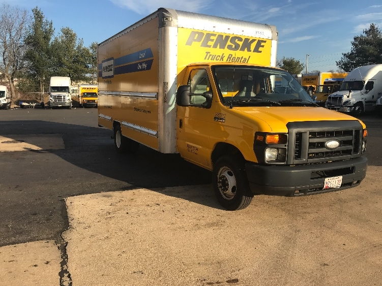 Light Duty Box Truck-Light and Medium Duty Trucks-Ford-2014-E350-BALTIMORE-MD-91,243 miles-$20,750