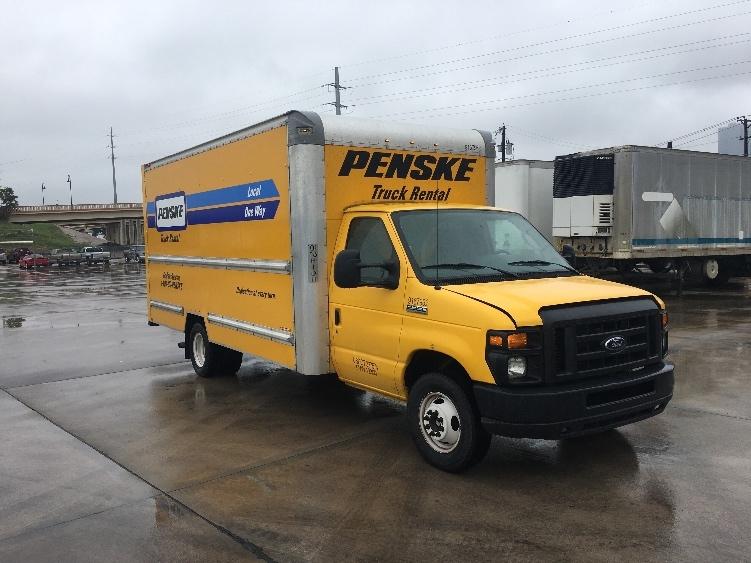 Light Duty Box Truck-Light and Medium Duty Trucks-Ford-2014-E350-DALLAS-TX-121,936 miles-$16,250