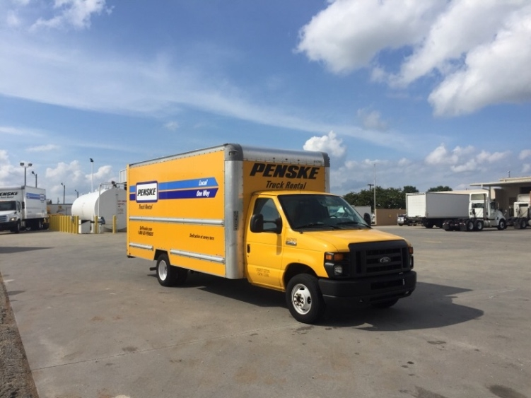 Light Duty Box Truck-Light and Medium Duty Trucks-Ford-2014-E350-CONYERS-GA-121,992 miles-$15,500