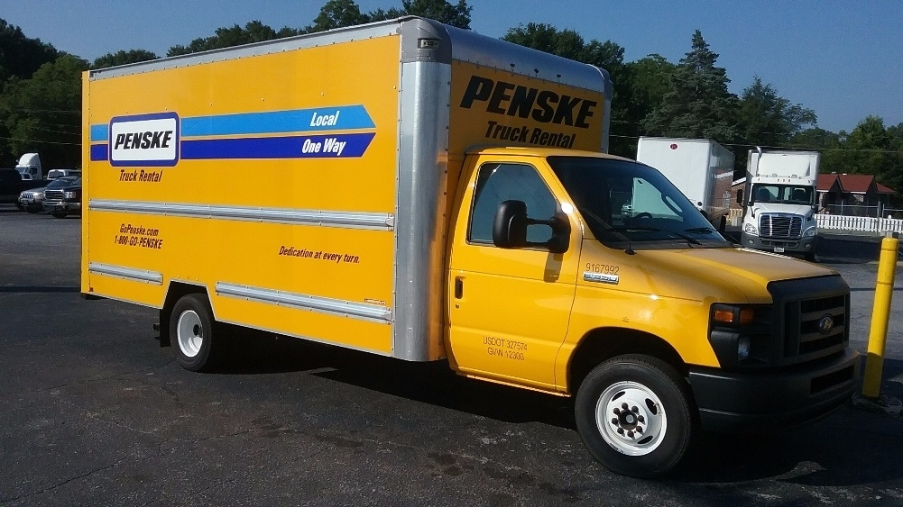 Light Duty Box Truck-Light and Medium Duty Trucks-Ford-2014-E350-SPARTANBURG-SC-62,868 miles-$23,250