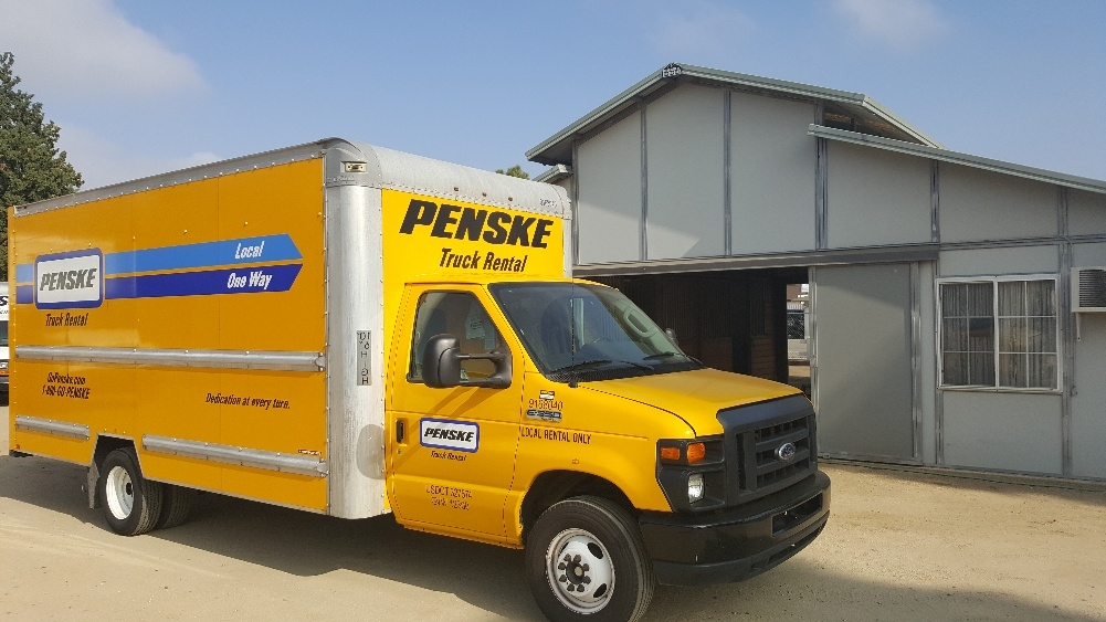 Light Duty Box Truck-Light and Medium Duty Trucks-Ford-2014-E350-TORRANCE-CA-83,582 miles-$21,250