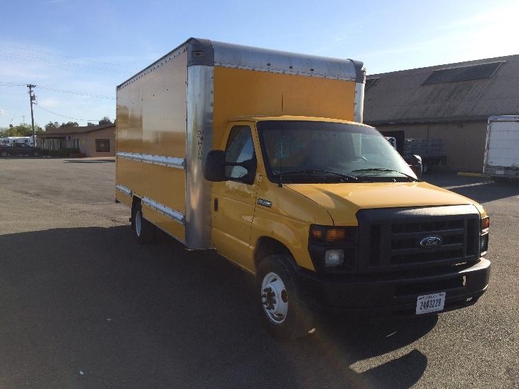 Light Duty Box Truck-Light and Medium Duty Trucks-Ford-2014-E350-WEST SACRAMENTO-CA-131,897 miles-$16,750