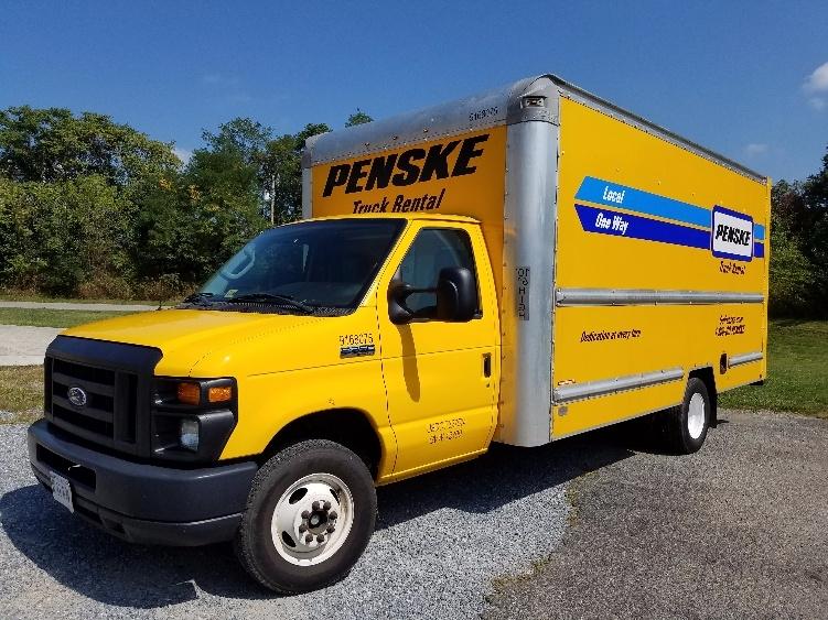 Light Duty Box Truck-Light and Medium Duty Trucks-Ford-2014-E350-MARTINSVILLE-VA-112,853 miles-$17,750