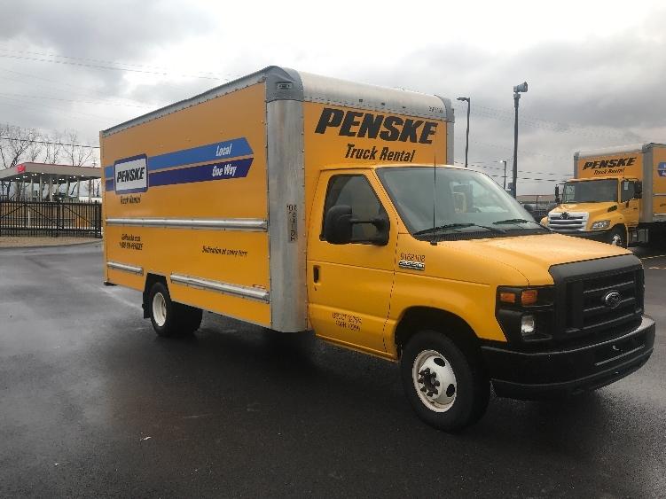 Light Duty Box Truck-Light and Medium Duty Trucks-Ford-2014-E350-BEDFORD PARK-IL-47,292 miles-$24,250