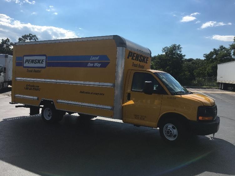 Light Duty Box Truck-Light and Medium Duty Trucks-GMC-2014-Savana G33903-HARRISBURG-PA-119,482 miles-$16,250