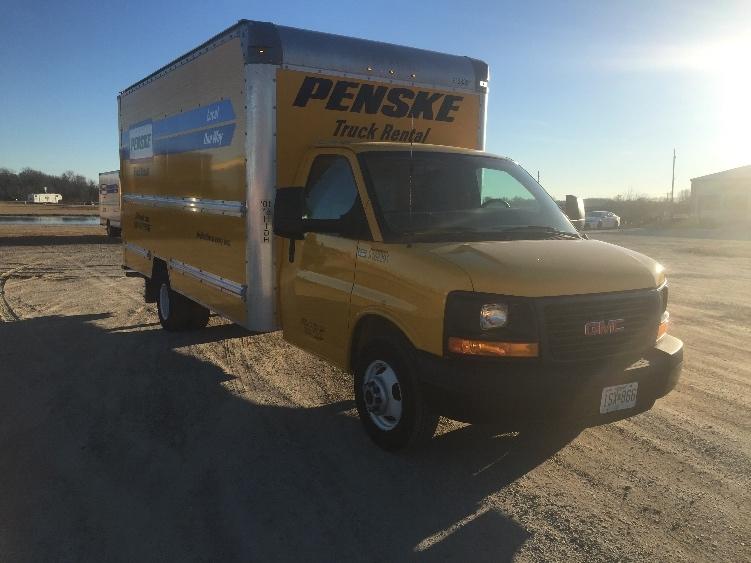 Light Duty Box Truck-Light and Medium Duty Trucks-GMC-2014-Savana G33903-POPLAR BLUFF-MO-83,586 miles-$20,750