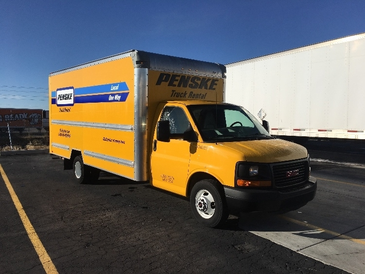 Light Duty Box Truck-Light and Medium Duty Trucks-GMC-2014-Savana G33903-BOISE-ID-120,131 miles-$16,250