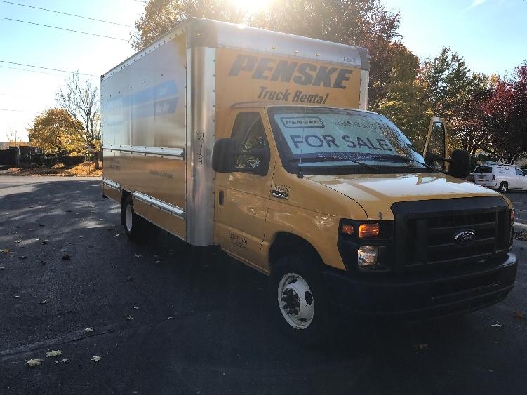Light Duty Box Truck-Light and Medium Duty Trucks-Ford-2014-E350-WILSONVILLE-OR-103,049 miles-$17,250