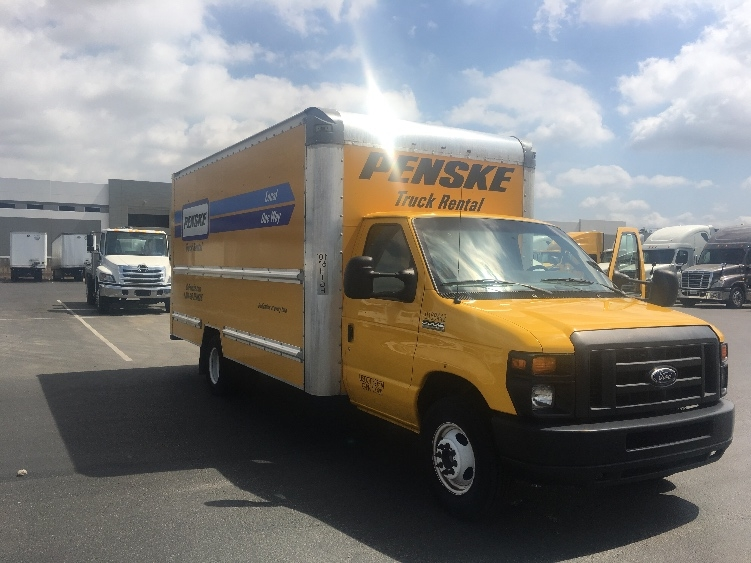 Light Duty Box Truck-Light and Medium Duty Trucks-Ford-2014-E350-SUN VALLEY-CA-115,998 miles-$17,500