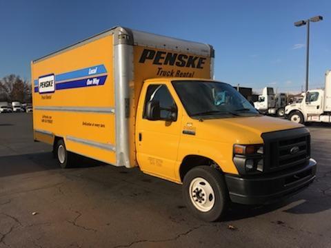 Light Duty Box Truck-Light and Medium Duty Trucks-Ford-2014-E350-NORTH BERGEN-NJ-83,422 miles-$20,500