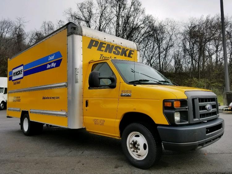 Light Duty Box Truck-Light and Medium Duty Trucks-Ford-2014-E350-KNOXVILLE-TN-125,901 miles-$16,000