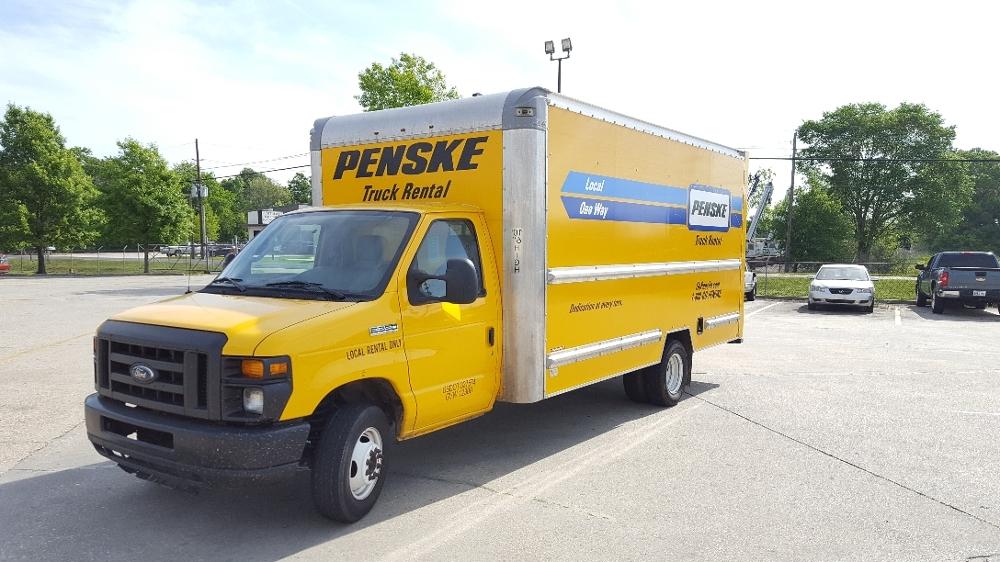 Light Duty Box Truck-Light and Medium Duty Trucks-Ford-2014-E350-HAMMOND-LA-68,303 miles-$22,250