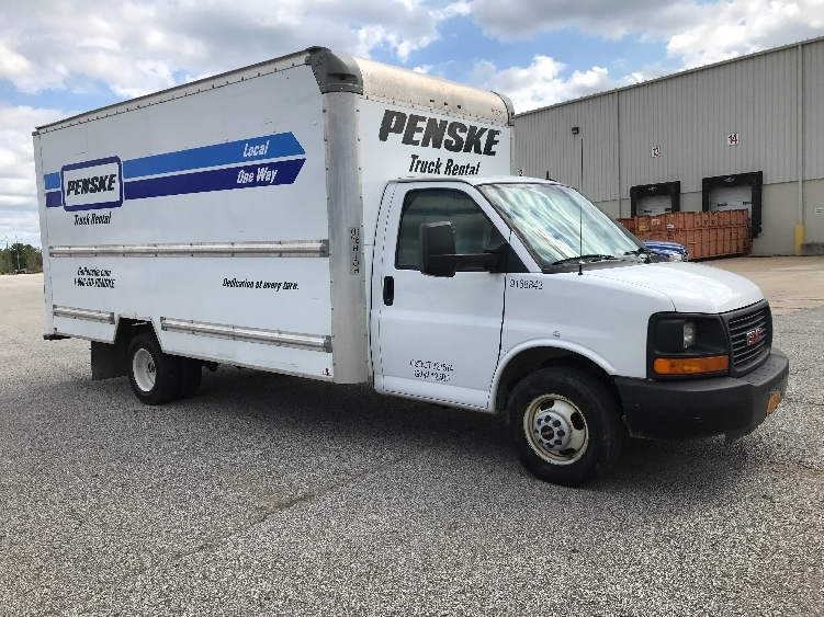 Light Duty Box Truck-Light and Medium Duty Trucks-GMC-2015-Savana G33903-BUFFALO-NY-70,750 miles-$24,250