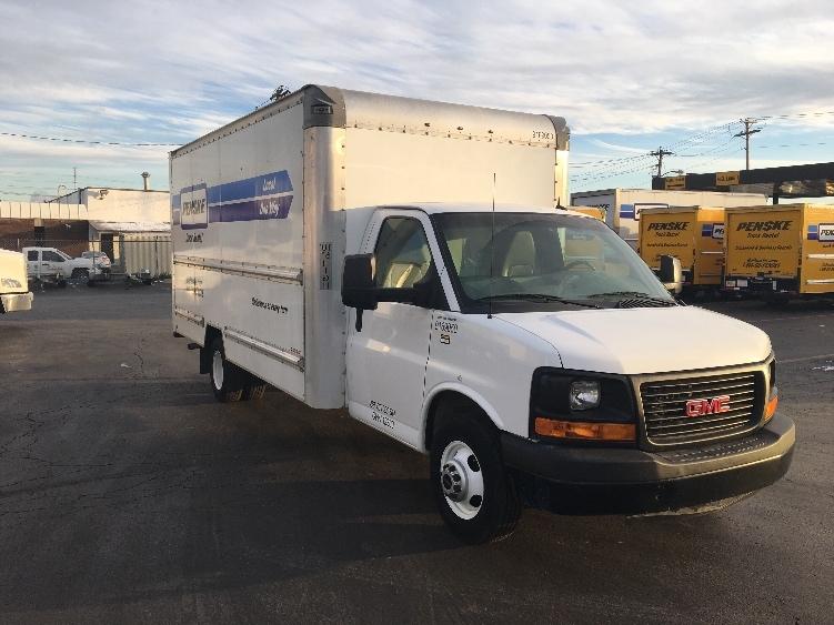 Light Duty Box Truck-Light and Medium Duty Trucks-GMC-2015-Savana G33903-SAINT LOUIS-MO-82,060 miles-$24,250