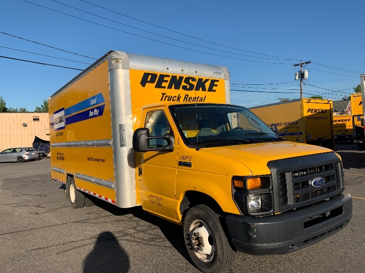 Light Duty Box Truck-Light and Medium Duty Trucks-Ford-2015-E350-MEDFORD-MA-75,142 miles-$16,250