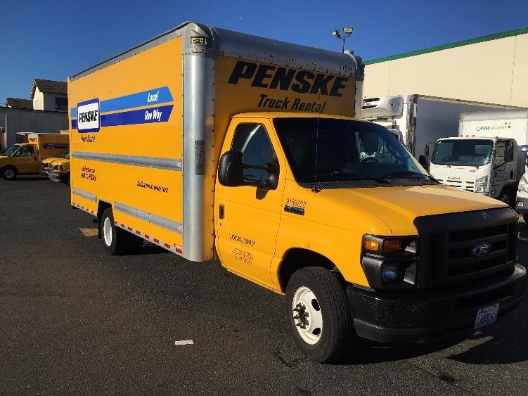 Light Duty Box Truck-Light and Medium Duty Trucks-Ford-2015-E350-SEATTLE-WA-71,437 miles-$22,500
